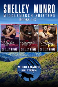 Middlemarch Shifters Box Set One