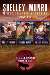 Middlemarch Shifters Box Set 2