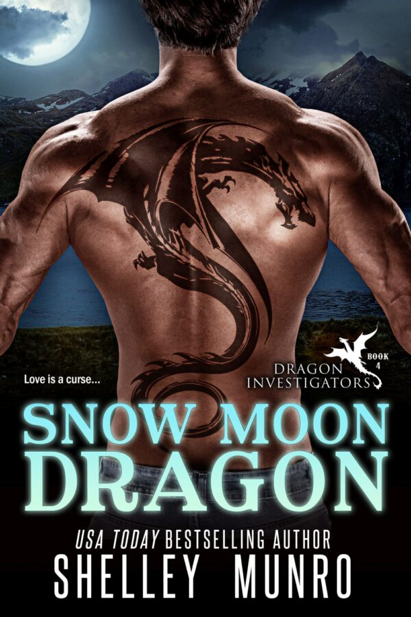 Snow Moon Dragon
