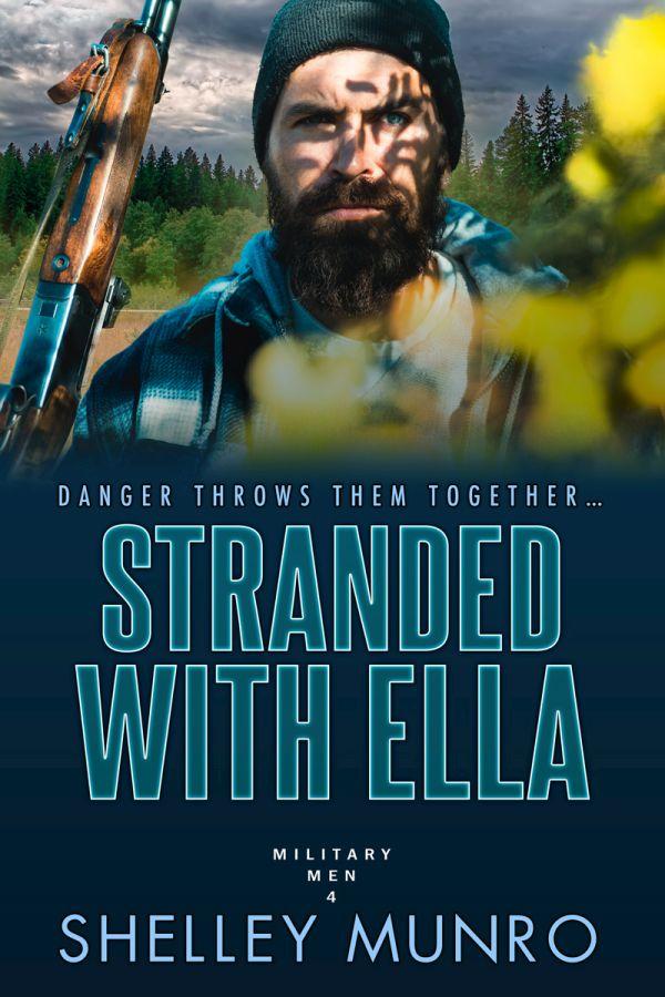 Stranded with Ella by Shelley Munro