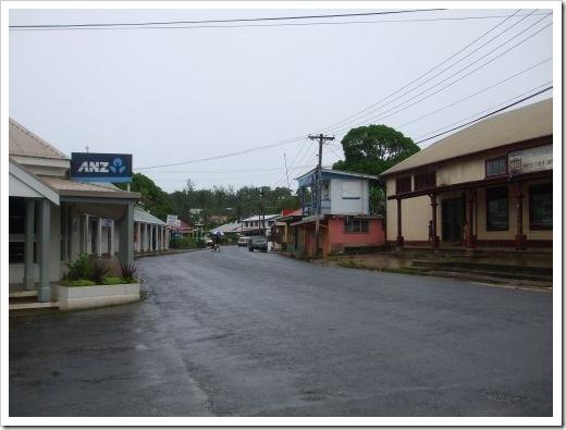 Tonga Main Street