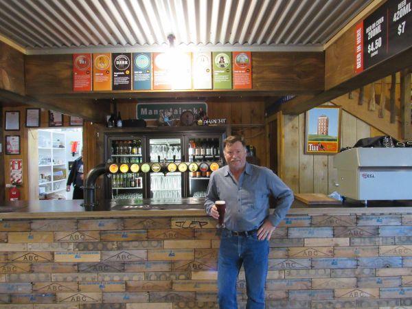 Mr. Munro at the bar