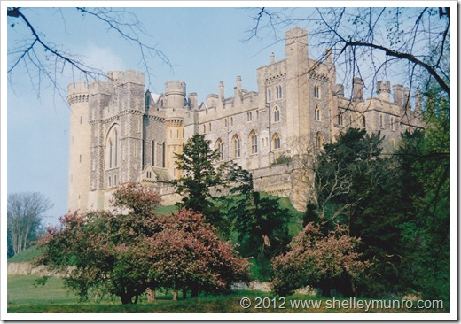 UK - Arundel Castle