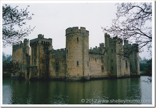 UK - Bodiam Castle