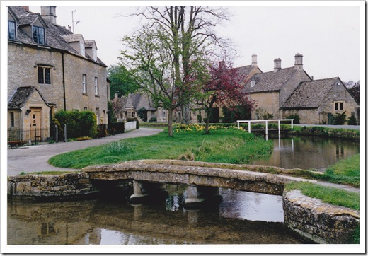 UK - Cotswold 2, Lower Slaughter
