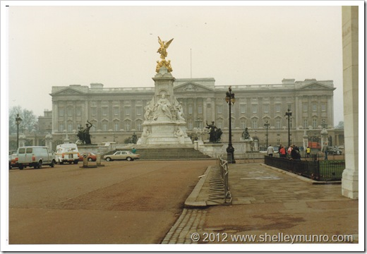 UK - Buckingham Palace
