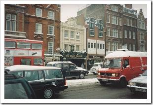 The Goat Tavern, Kensington, London.