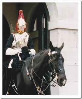 UK - London_Horseguard