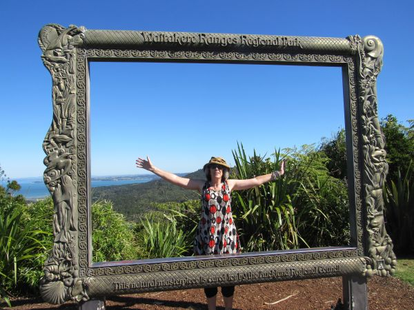 Shelley at Waitakere