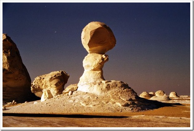 White Desert Formation