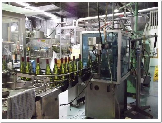 Wine Bottling Machine