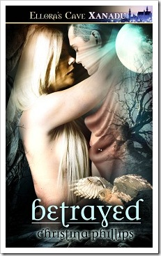 Betrayed by Christina Phillips
