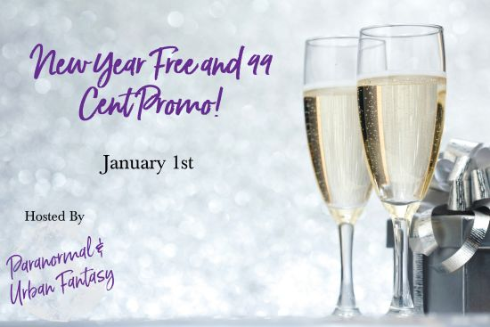 New Year Free and 99c Promo