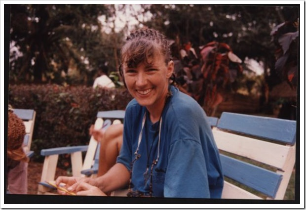 Shelley, Bangui, CAR